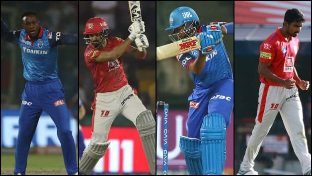 IPL 2019, Kings XI Punjab vs Delhi Capitals: KL Rahul, Prithvi Shaw and other player to watch out for