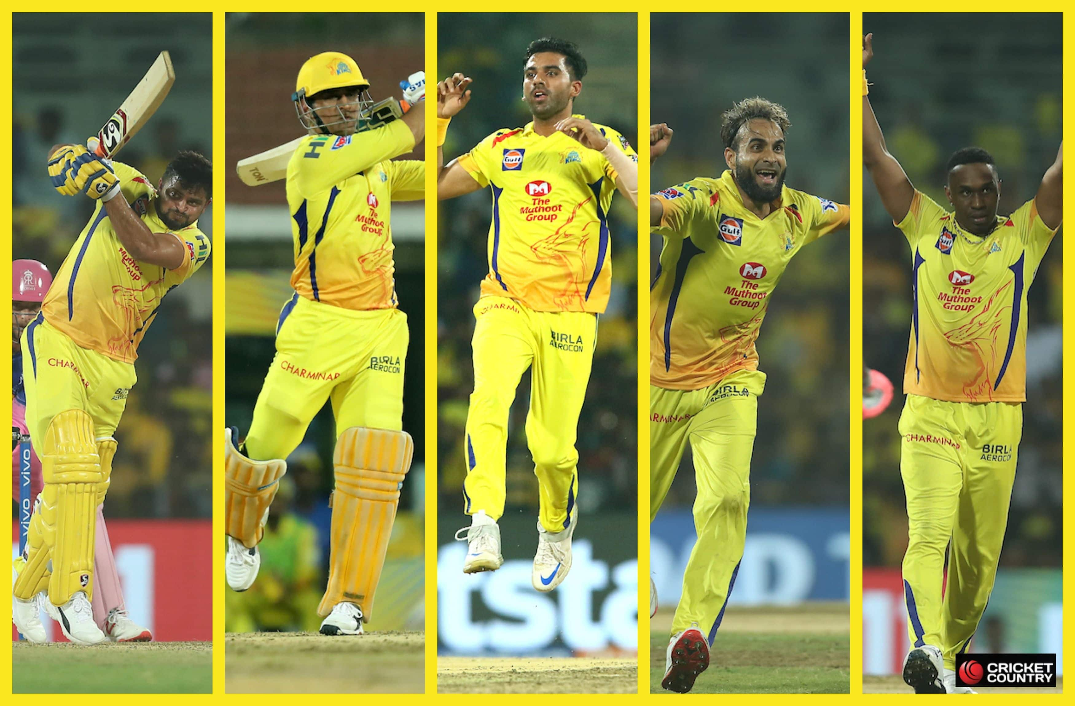 Talking Points: CSK get the best out of proven performers