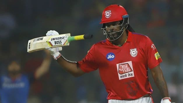 DC vs KXIP IPL 2019: Chris Gayle hits fifty, Delhi spinners restrict Punjab to 163