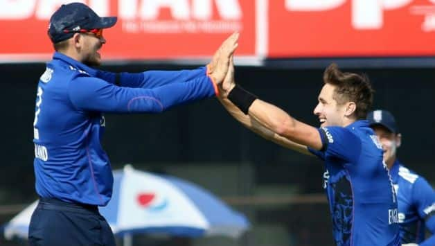 Endland all-rounder Chris Woakes picks winning World Cup over Ashes