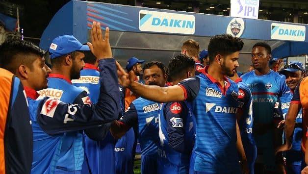 Delhi Capitals IPL 2019 Match 26