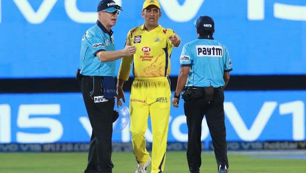 Sourav Ganguly on MS Dhoni's outburst: Everyone is Human