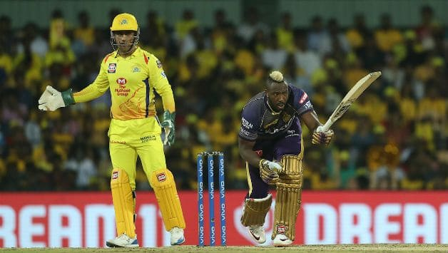 IPL 2019: Andre Russell doubtfull as Kolkata set to face Chennai at Eden Gardens