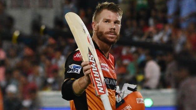 IPL 2019 – SRH vs KXIP David Warner hits fifty, Hyderabad sets 213 runs target for punjab