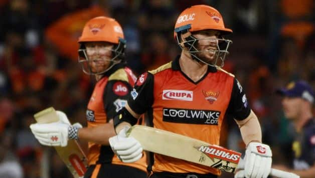 David Warner, Jonny Bairstow Will Be Missed By Hyderabad says Kane Williamson