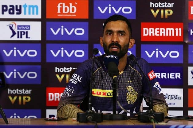 Dinesh Karthik, Indian Premier League, IPL 2019, Kolkata Knight Riders vs Rajasthan Royals