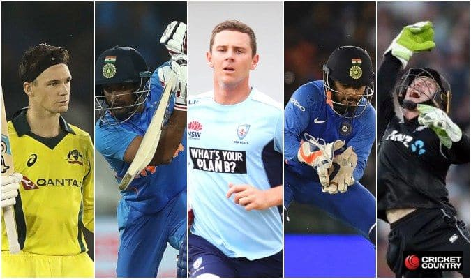Five unlucky cricketers who missed World Cup selection
