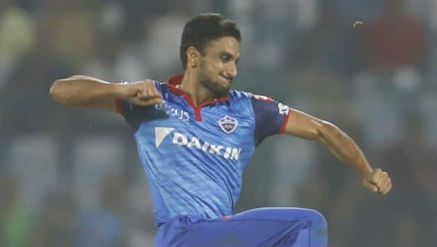 Delhis' Harshal Patel ruled out of IPL with an arm injury