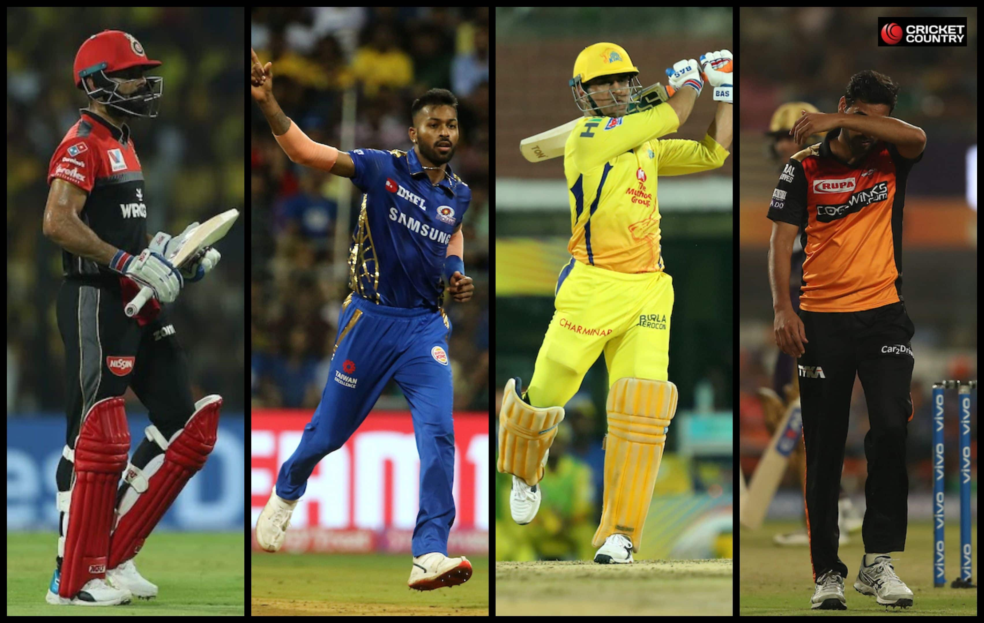 IPL 2019: How have India's World Cup probables fared?