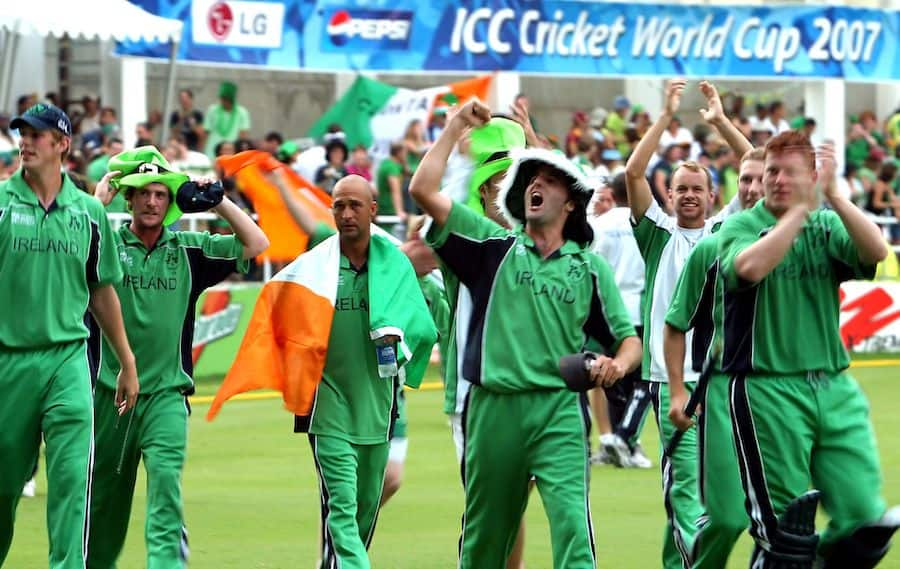 Team Ireland, World Cup 2007 | Image Source: ICC