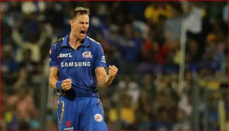 IPL 2019: Australian pacer Jason Behrendorff leaves Mumbai Indians to join national team ahead of world cup