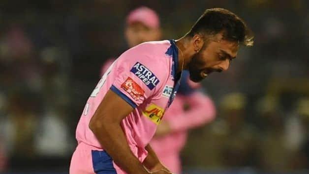 Jaydev Unadkat IPL 2019 Match 45
