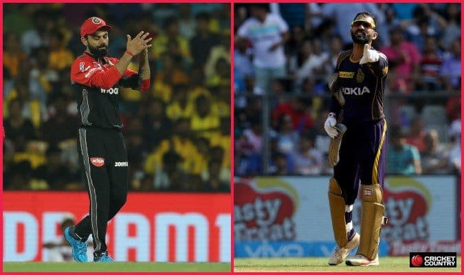 KKR vs RCB: Likely XIs, head to head, predictions and match updates