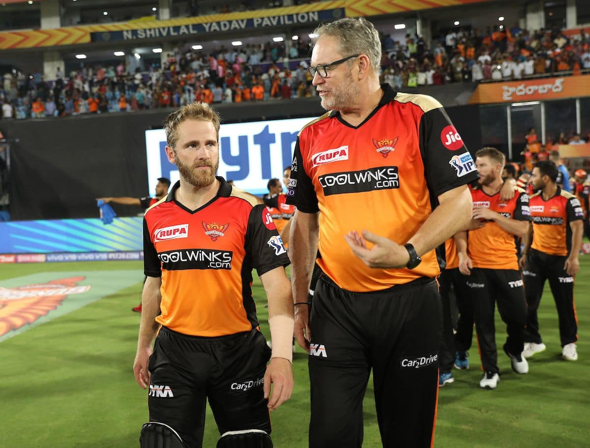 Kane Williamson fit for selection, confirms SRH coach Tom