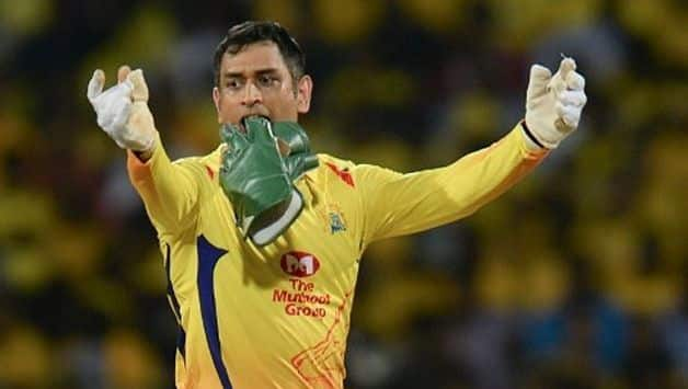 Dhoni fined over IPL umpire row