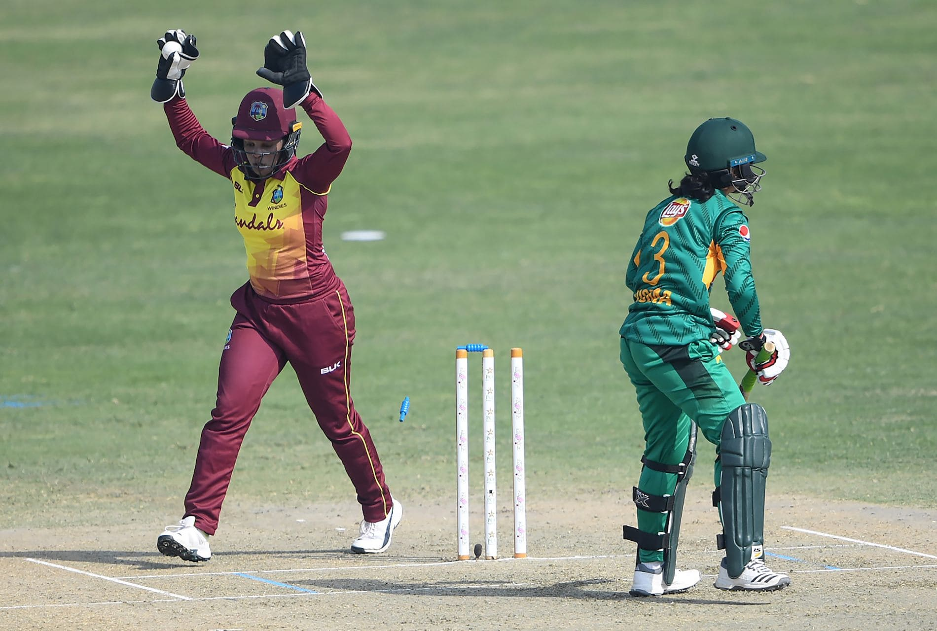 Merissa Aguilleira, former West Indies Women captain, retires from international cricket