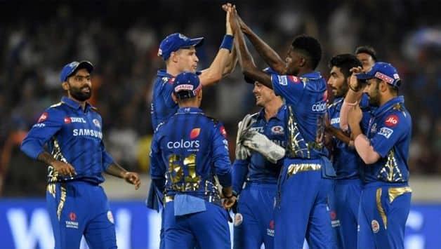 Mumbai Indians IPL 2019 Match 27