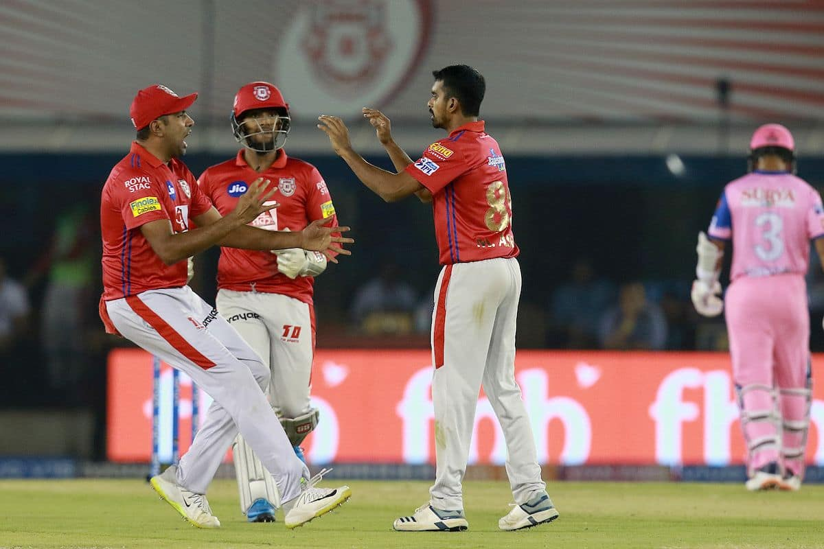 IPL 2019: We wanted to bowl well in tandem; Says Murugan Ashwin