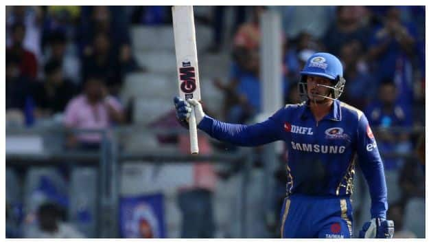 IPL 2019: Quinton de Kock, Rohit Sharma, Hardik Pandya Power Mumbai Indians to 187/5 against Rajasthan Royals