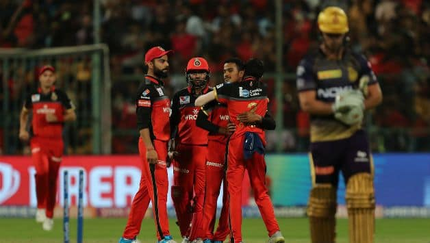 IPL 2019, KKR v RCB: Bangalore to face Kolkata at Eden Gardens in 'Do or Die' match