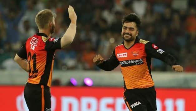 David Warner, khaleel and Rashid khan shines, Hyderebad beats Punjab by 45 runs