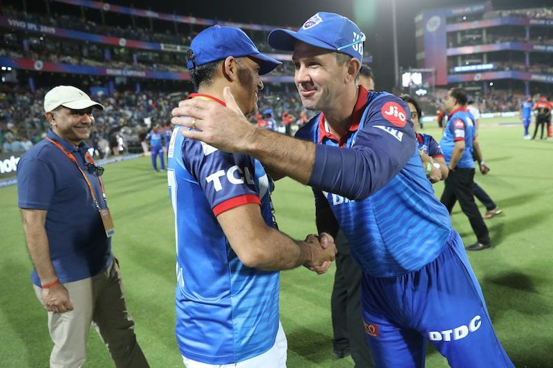 IPL 2019: Delhi Capitals' target is to finish first or second, says coach Ricky Ponting