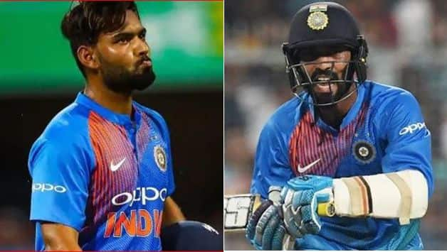ICC World Cup 2019: Check out journey of Dinesh Karthik and Rishabh Pant in international cricket
