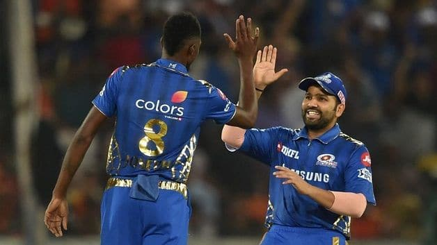 IPL 2019: Blow For Mumbai Indians As Alazarri Joseph Injures His Wrist