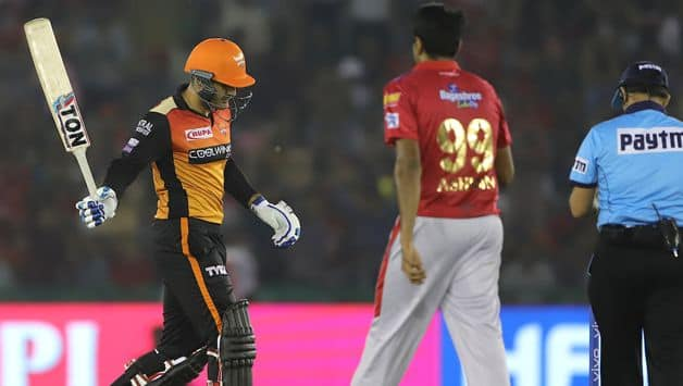 IPL 2019: Kings XI Punjab, Sunrisers Hyderabad eyeing Playoff berth