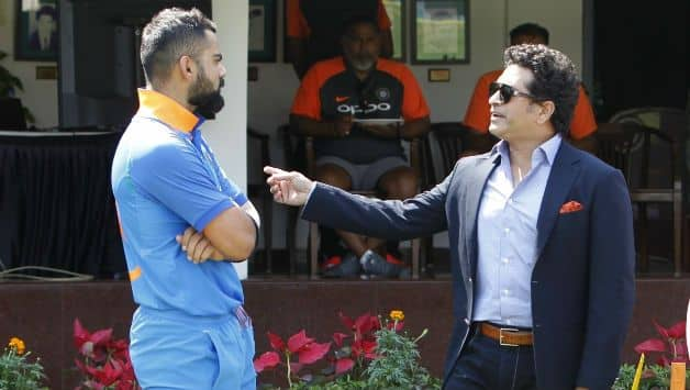 World Cup 2019: Sachin Tendulkar has a request for Virat Kohli and team