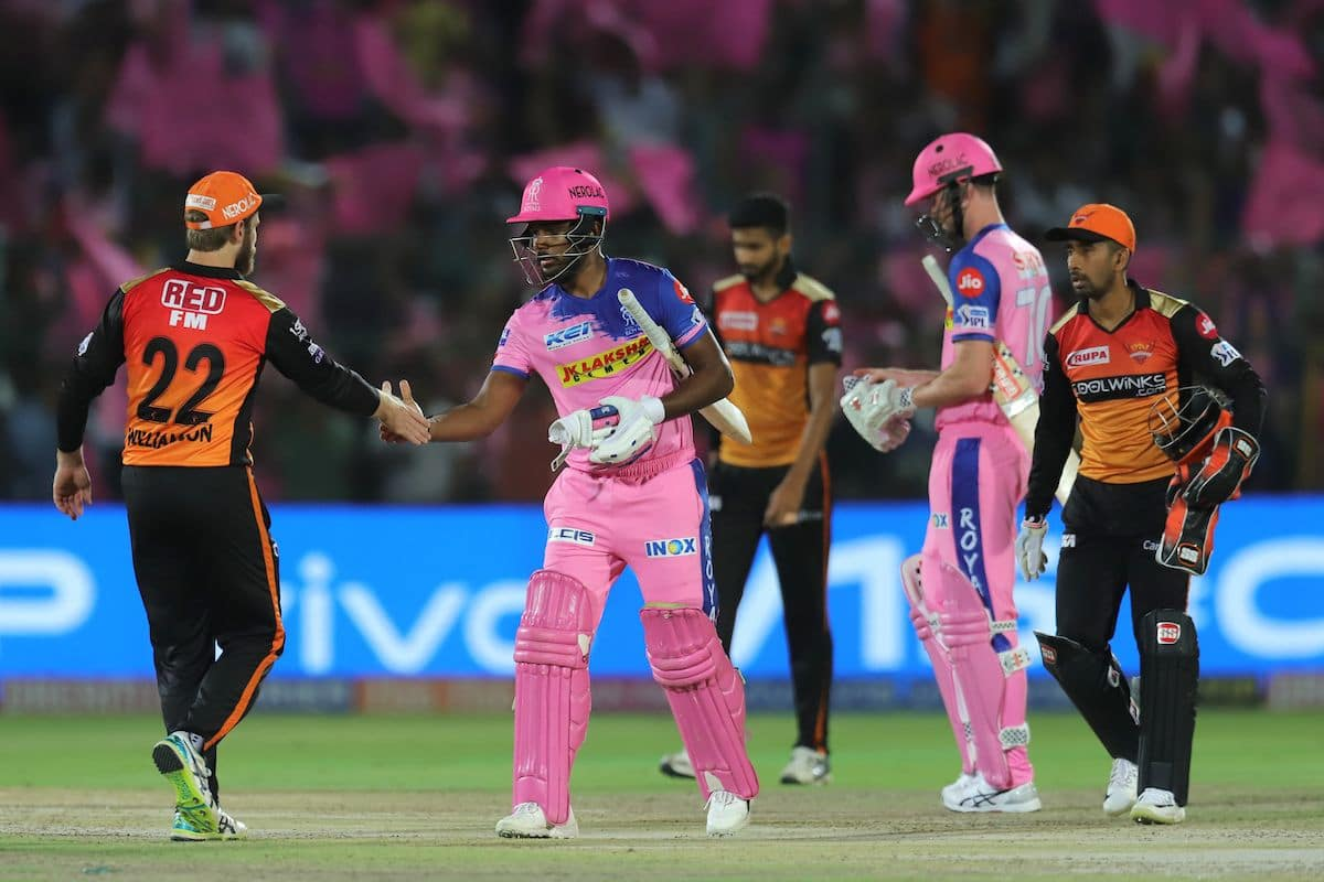 IPL 2019, RR VS SRH: Liam Livingstone, Sanju Samson shines, Rajasthan Royals beat Hyderabad by 7 wickets