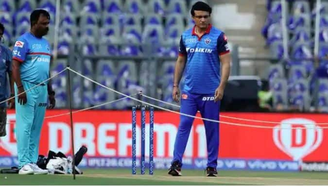 IPL 2019: Sourav Ganguly not barred from sitting in Delhi Capitals dugout