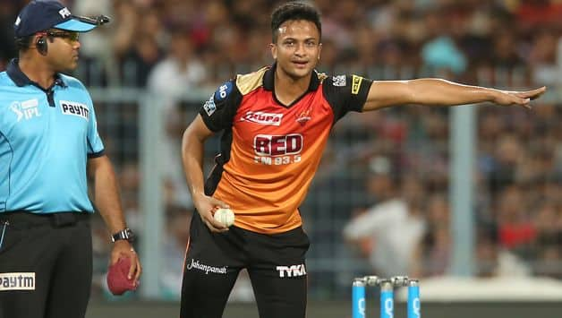 IPL 2019: BCB to call back Shakib Al Hasan amid World Cup preparation