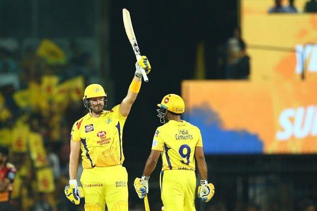 Shane Watson, Suresh Raina, Chennai Super Kings, Indian Premier League, IPL 2019