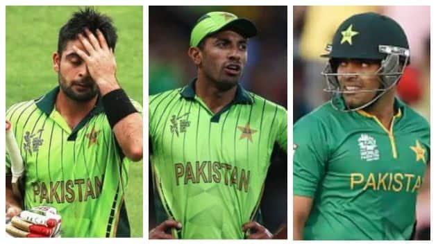 World Cup 2019: Umar Akmal, Wahab Riaz, Ahmed Shehzad axed from 23 probables
