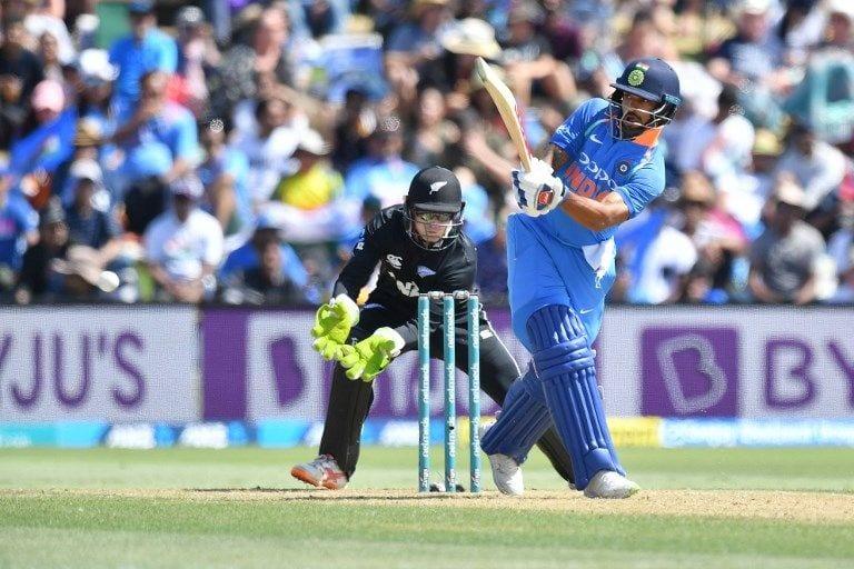 Shikhar Dhawan India World Cup squad 2019