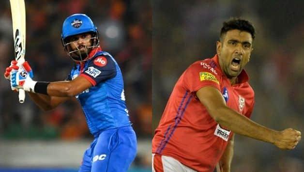 Shreyas Iyer and Ravichandran Ashwin IPL 2019 Fantasy League