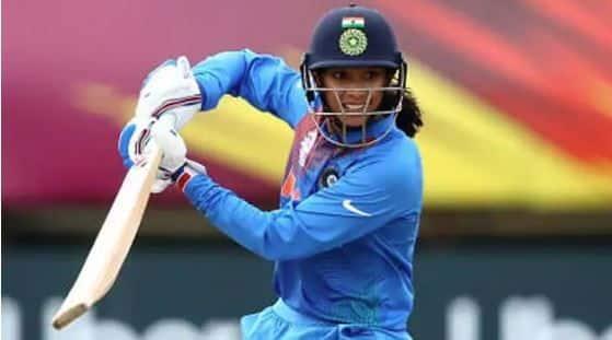 Smriti Mandhana is Wisden's Leading Cricketer In The World 2018