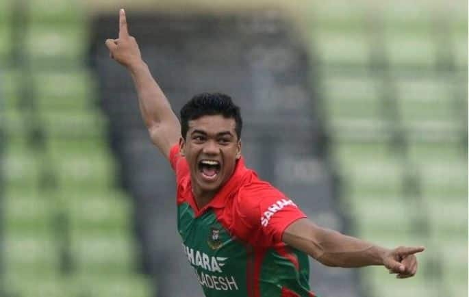 Taskin Ahmed,Farhad Reza added to Bangladesh squad for tri-series in Ireland