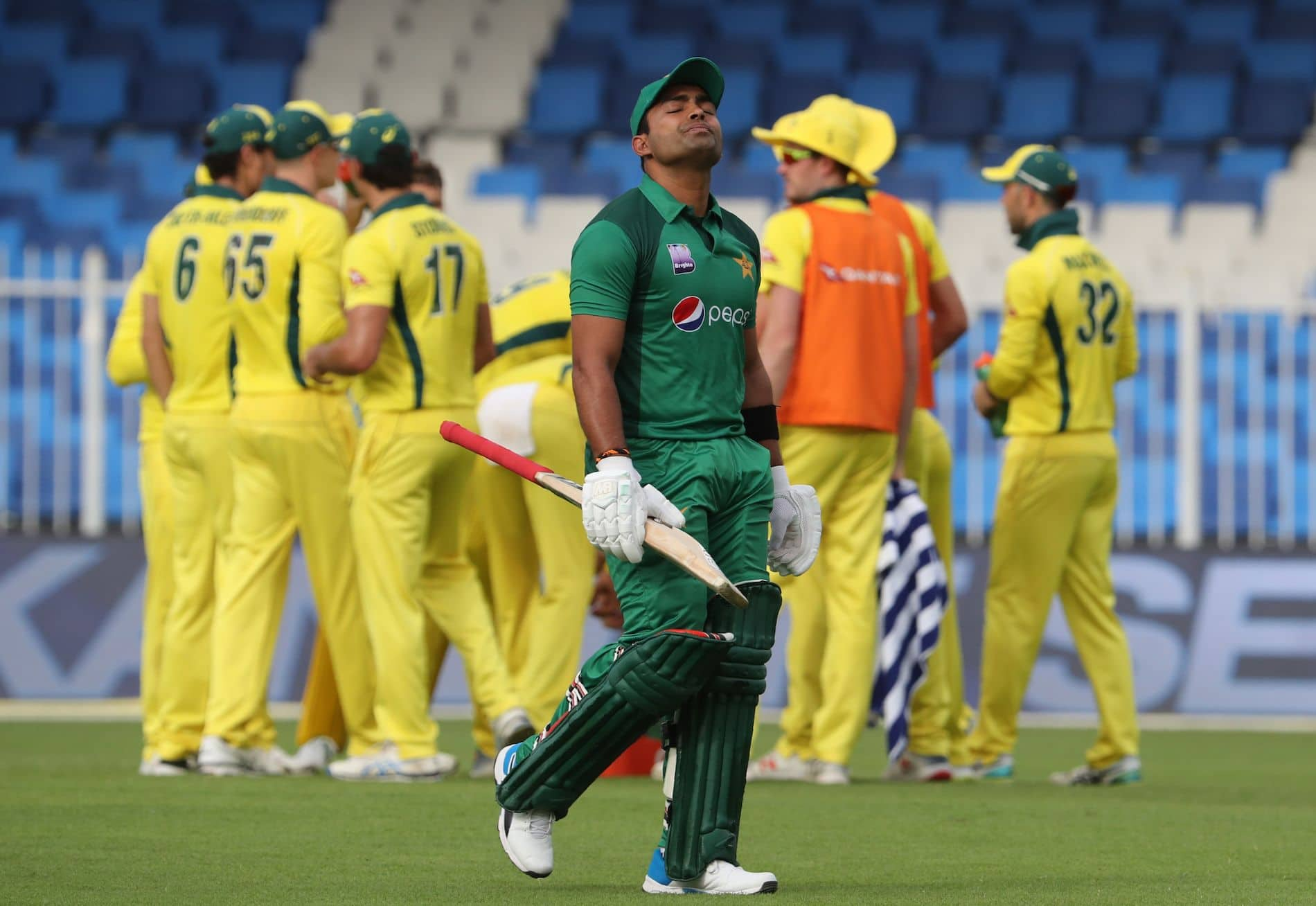 World Cup Tracker: Will Umar Akmal's latest reprimand cost him?