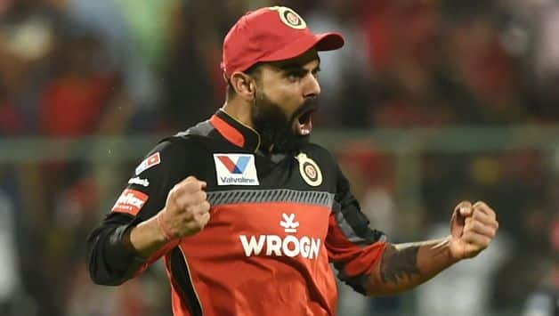 Virat kohli and AB De Villers shines , Bangalore register first win, beat Punjab by 8 wickets