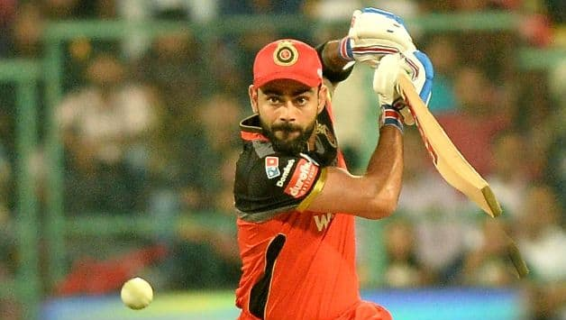 Virat Kohli 2nd Indian batsman to score 8000 runs in T20 cricket