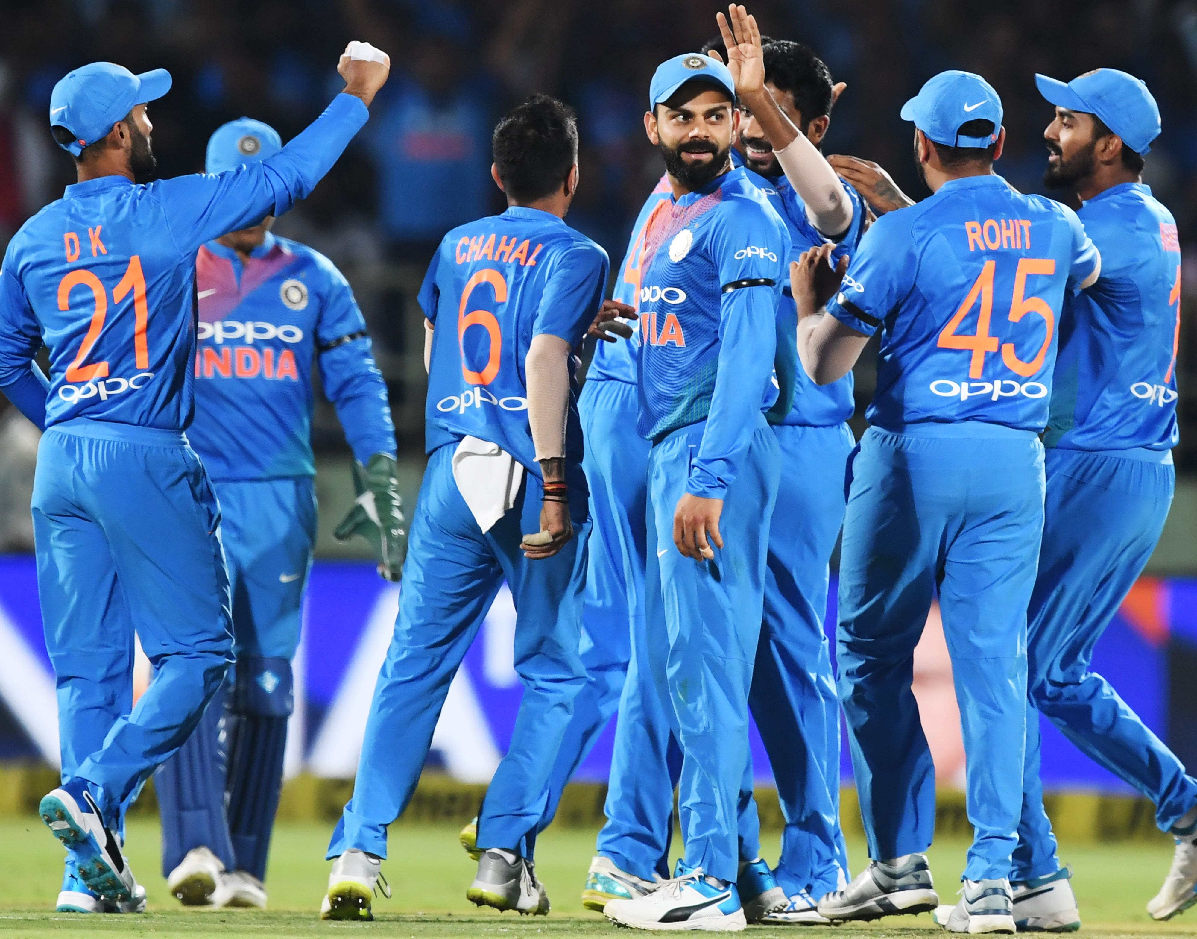 India's full schedule for 2019 World Cup