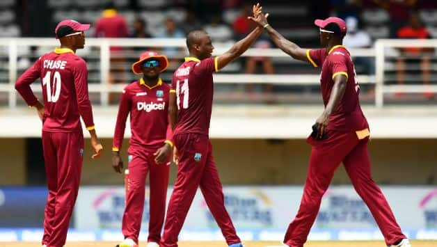 West Indies team announced for Ireland and Bangladesh Tri-series