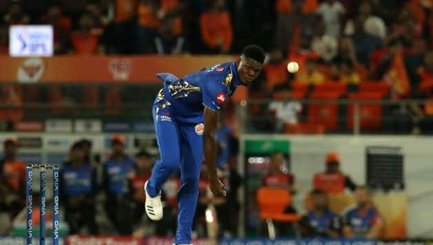IPL 2019, SRH vs MI: Sunrisers Hyderabad crumble to debutant Alzarri Joseph's 6/12