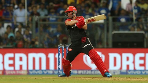 IPL 2019, MI vs RCB: After AB de Villiers' 75 off 51 balls, Lasith Malinga's 4/31 keeps RCB to 171/7