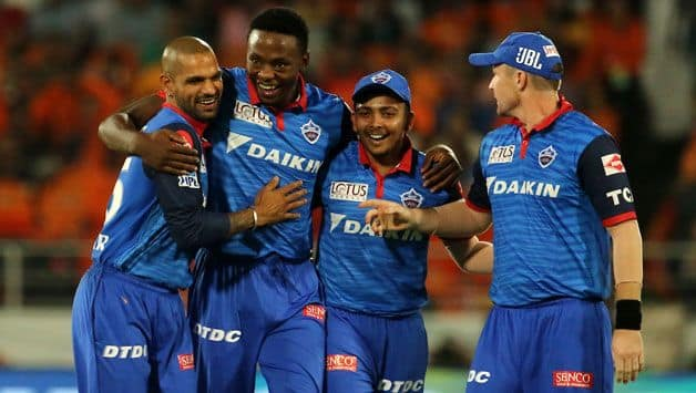 IPL 2019 Latest Points Table: Delhi Capitals storm to second spot, CSK firm on top