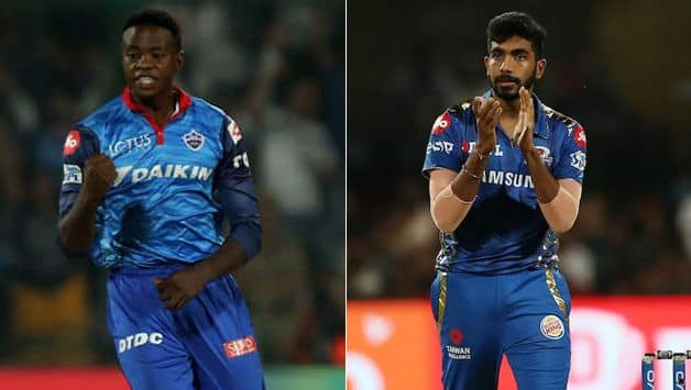 Dale Steyn consider Kagiso Rabada's bowling a level ahead of Indian pacer Jasprit Bumrah