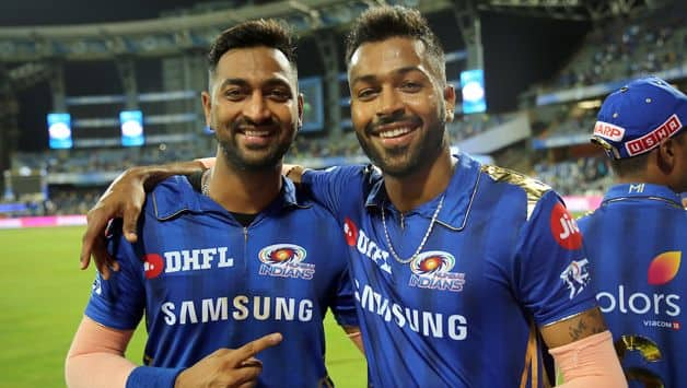 IPL 2019: It has been a good season for us, reckons Mumbai Indians' Krunal Pandya