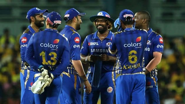 Image result for mumbai indians won csk in chepauk
